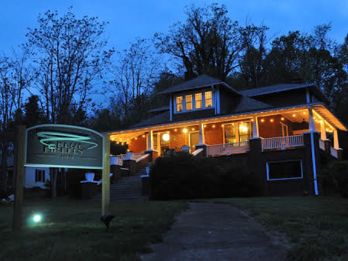 The Blue Firefly Inn