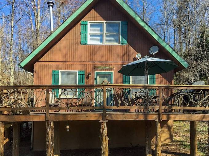 The Saluda Cabin